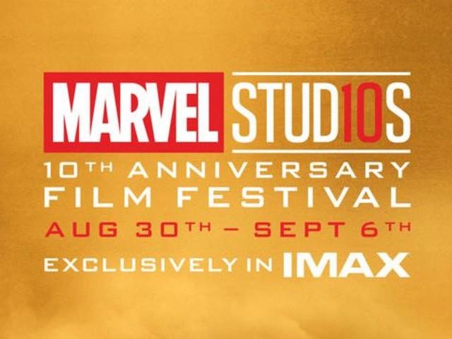 Marvel Stud10s : Un festival IMAX et autres curiosités !