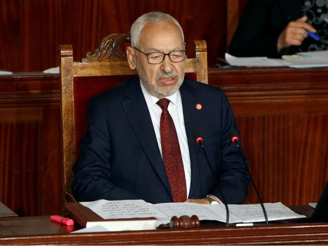 Rached Ghannouchi, de l'opposant exilé au perchoir de l'Assemblée tunisienne