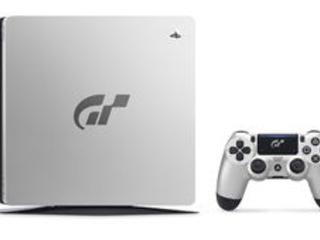 La PlayStation 4 en édition spéciale Gran Turismo Sport