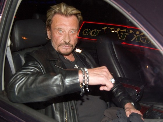 Jade Hallyday : son touchant message un an après la mort de Johnny