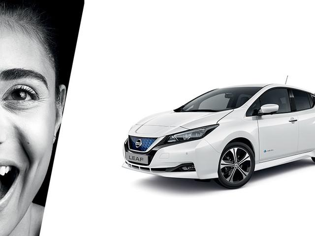 Votre nouvelle Nissan Leaf Visia disponible à partir de 229€/mois