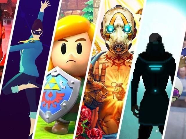 Link's Awakening Remake, PES 2020, Borderlands 3 et 853 jeux indépendants... voici le programme de votre semaine du 06/09/2019