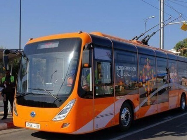 Les nouveaux bus de Rabat-Salé-Témara opérationnels dès ce mercredi