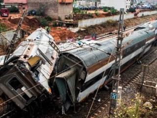 Maroc: Vidéo: Dix morts et plus de 70 blessés dans le déraillement d'un train
