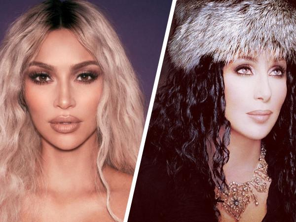 Kim Kardashian : Elle prépare une collaboration surprise avec son idole Cher !
