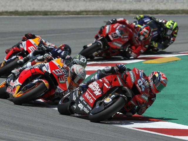 Moto GP : Quartararo a lutté, mais Marquez gagne encore à Saint-Marin