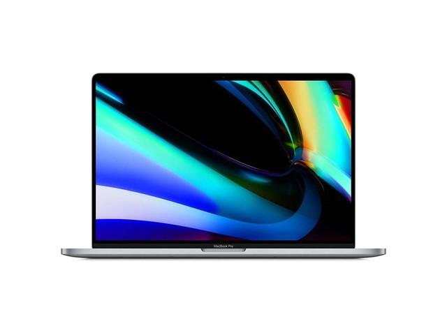 Le MacBook Pro 16 pouces d'Apple est à son plus bas pendant les soldes2020