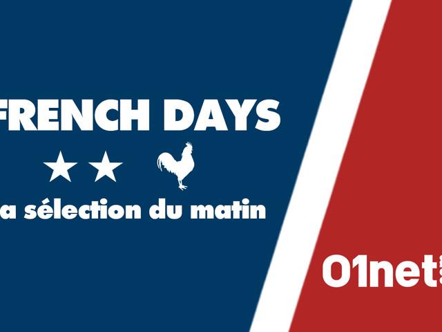 French Days 2019 : les meilleures affaires de la journée