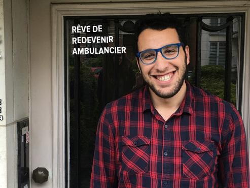 """Sohel, refugié syrien à Bruxelles depuis 3 ans: """"Les gens sont plus fermés en Belgique qu'en Syrie"""""""