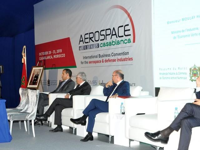 « Aérospace Meetings Casablanca » s'impose en destination phare de l'aéronautique mondial