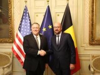 """Les nouveaux dirigeants européens """"plus alignés"""" sur les points de vue de Washington"""