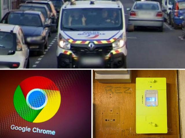 Chrome obsolète d'ici 2022, le doigt d'honneur à une Google Car, la bataille contre Linky, le récap de la semaine