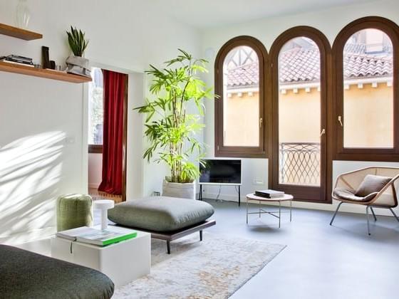 Virée à Venisedans un appartement tendance et inspirant!