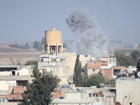«Des confrères sont morts»: une équipe de France 2 échappe de justesse à un bombardement turc