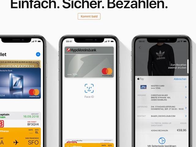 Le lancement d'Apple Pay en Allemagne est plus proche que jamais