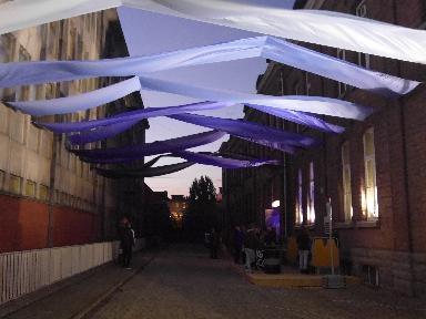 La Stib propose des soirées festives dans une rue introuvable sans son application