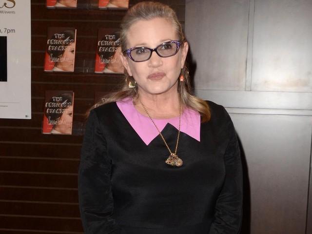 Mort de Carrie Fisher : des traces de cocaïne et d'autres drogues retrouvées dans son organisme