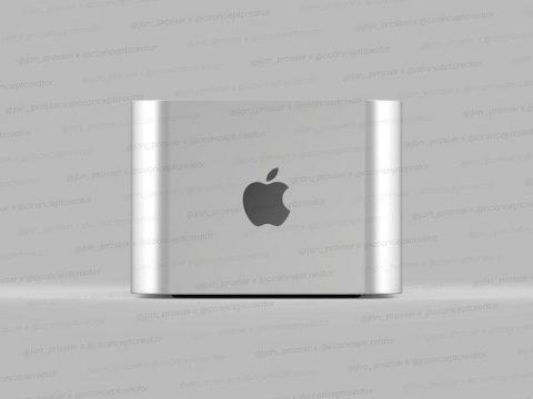 Le Mac Pro sous Apple Silicon ressemblerait à un gros Mac Mini