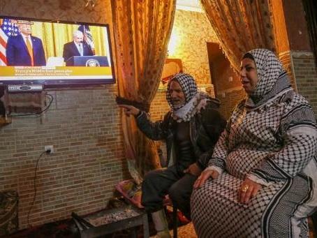 Il n'y aura pas de meilleur accord pour les Palestiniens, avertit M. Netanyahu