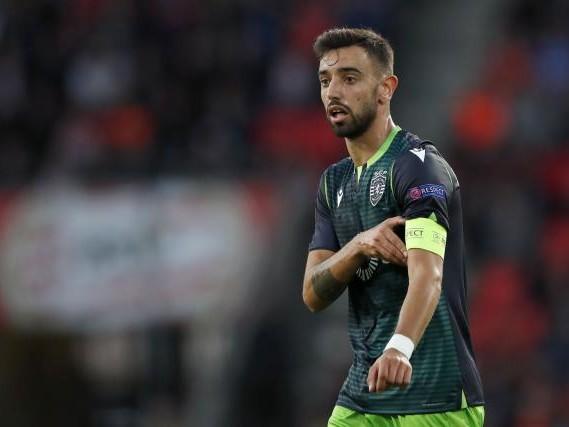 Foot - Transferts - Transferts : Manchester United et le Sporting ont trouvé un accord pour Bruno Fernandes