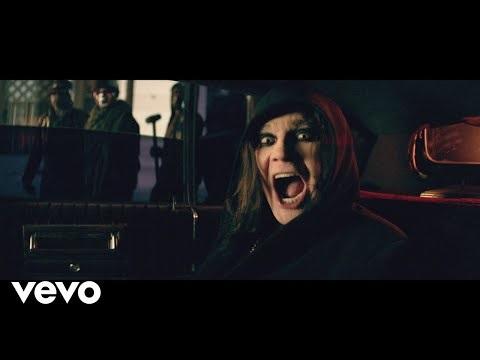 Ozzy Osbourne dans les oreilles et dans la peau