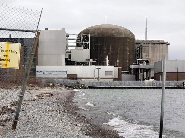 Fausse alerte à une centrale nucléaire ontarienne