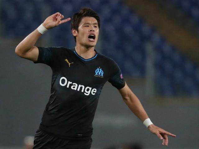 OM: Sakai dans le groupe pour Montpellier