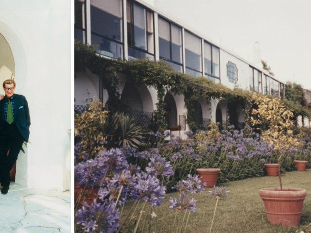 À Tanger, la Villa Mabrouka de Yves Saint Laurent a trouvé preneur