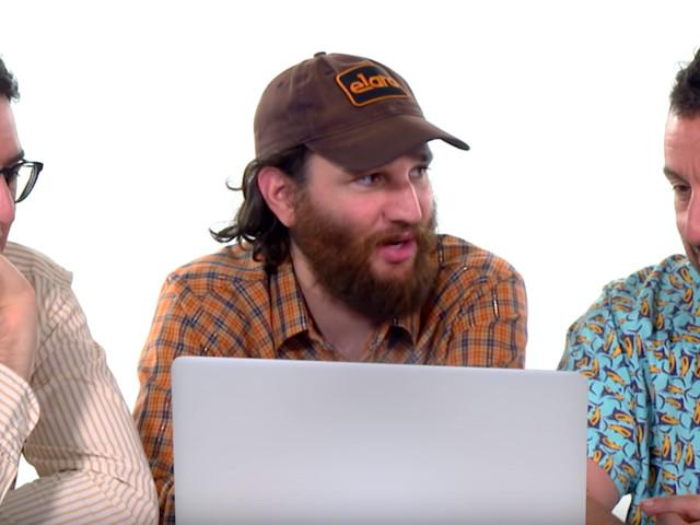 À voir : le court-métrage drôle des frères Safdie avec Adam Sandler