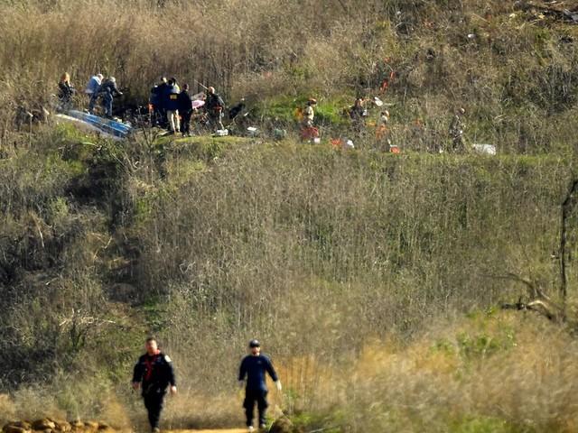 Mort de Kobe Bryant: Les pistes autour du crash de l'hélicoptère