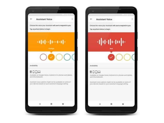 Google Assistant s'offre une seconde voix dans neuf pays, y compris la France