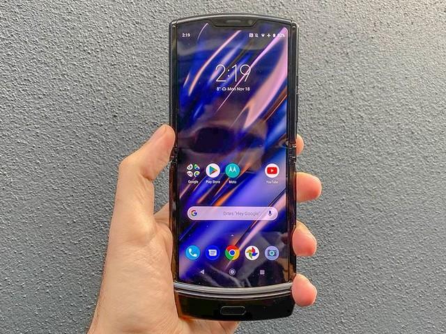 Actualité : Razr : Motorola repousse le lancement de son smartphone pliable