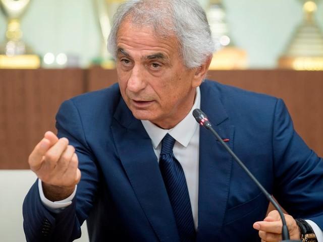 Vahid Halilhodžić dévoile les premières difficultés qu'il affronte