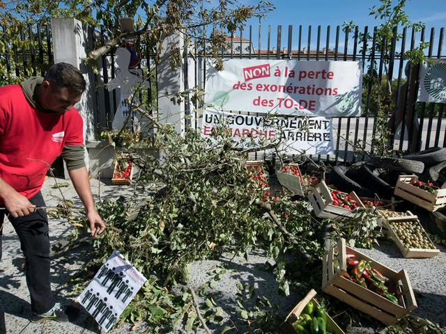"""Journée de colère des agriculteurs : """"Nous ne sommes pas des apprentis sorciers"""""""