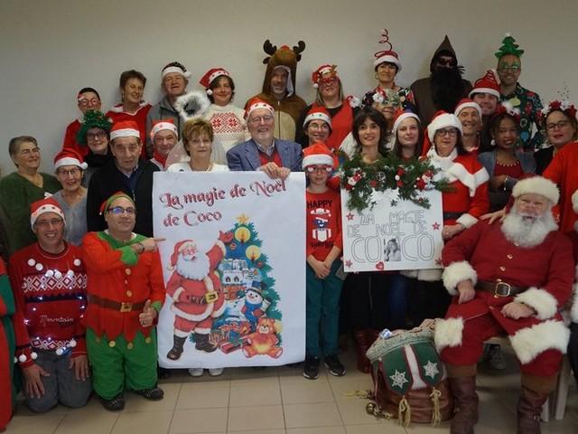 Esclassan-Labastide. 130 personnes ont honoré la mémoire de Corine autour d'un Noël plein de souvenirs