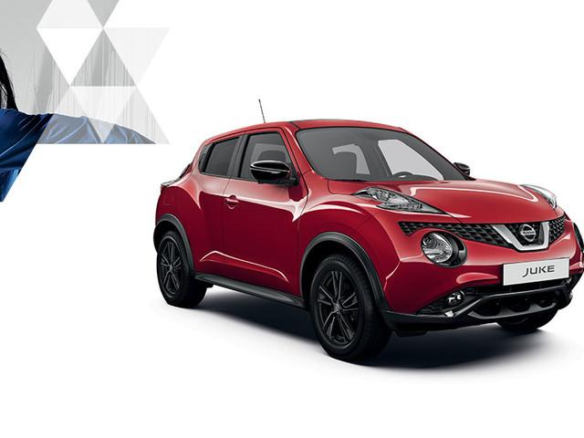Votre Nissan Juke disponible à 199€/mois