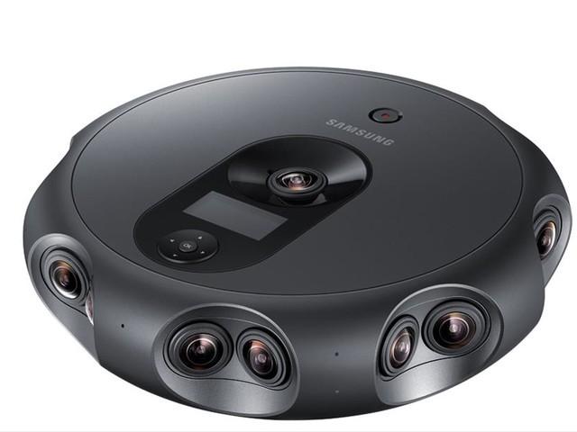 Samsung Secure Element pour les objets connectés, une caméra 4K à 360° pour la VR