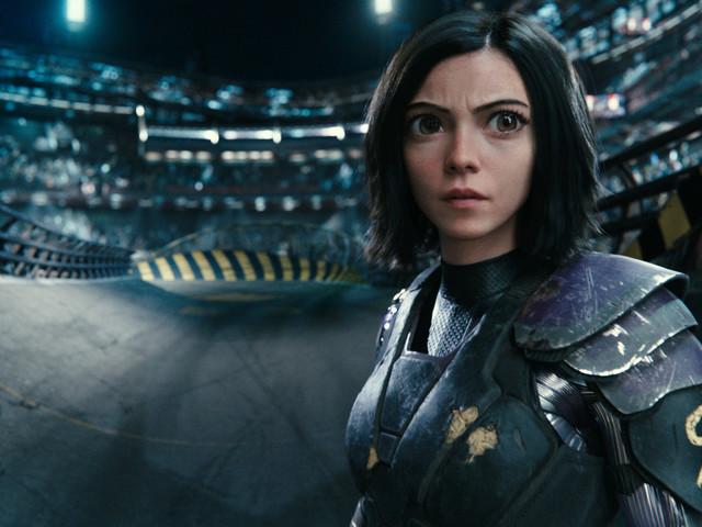 Bande-annonce en français du film de science-fiction Alita : Battle Angel.
