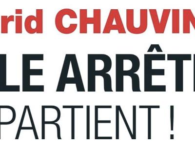 Ingrid Chauvin, le choc, elle arrête «Demain nous appartient»