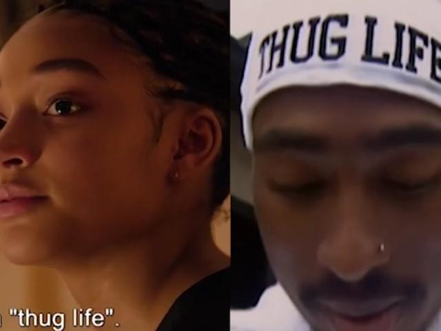 """""""The Hate U Give"""" redonne du sens à la """"Thug Life"""" de 2Pac"""
