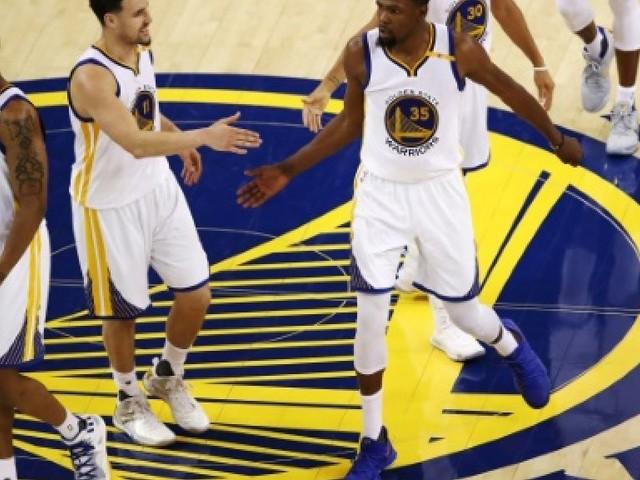 NBA: Golden State dans la légende ?