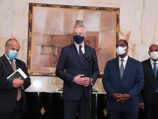 La France «impressionnée» par la méthode Ouattara pour réconcilier les ivoiriens