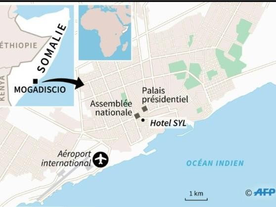 Somalie: cinq morts dans une nouvelle attaque des shebab contre l'hôtel SYL