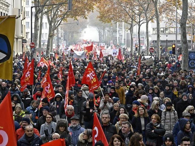 Grève: à quoi faut-il s'attendre ce mardià Lyon?