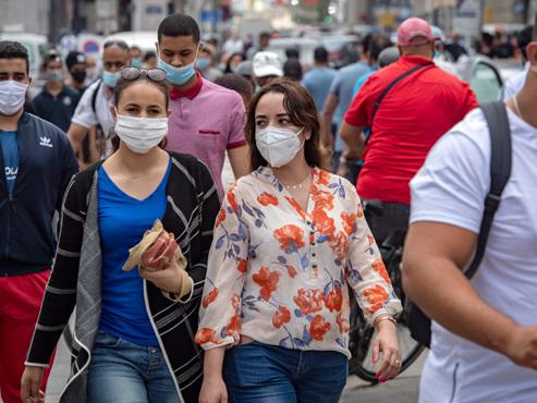 Coronavirus au Maroc: un nouveau record de contaminations, une ville placée en quarantaine