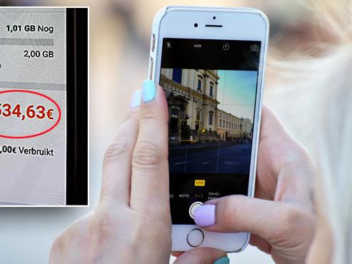 """Marc constate de gros suppléments alors qu'il utilise son smartphone en France: """"Orange duperait-il ses clients"""" alors que les frais de roaming ont disparu ?"""