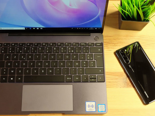 Huawei peut de nouveau utiliser Windows 10 sur ses Matebook, bientôt les applications Google ?