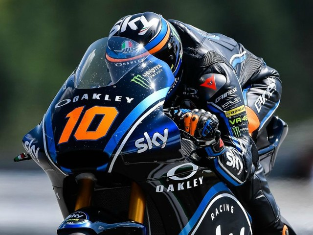 GP Japon-Moto2: Marini enchaîne, Lüthi se rapproche