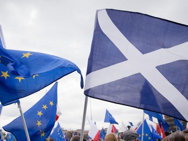 À un mois du Brexit, l'Écosse met la pression pour son indépendance