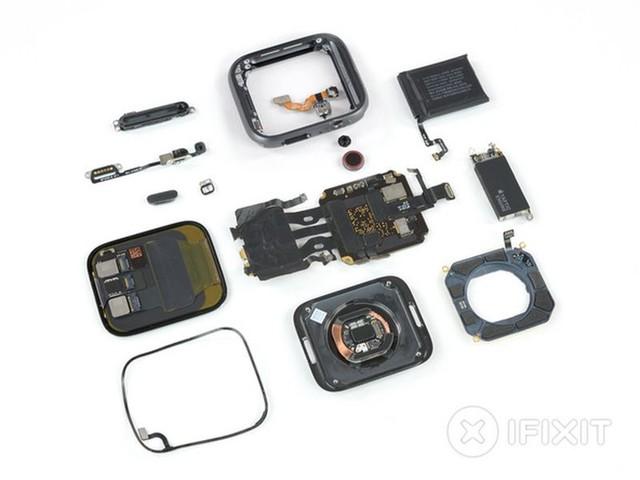 L'Apple Watch Series 4 se fait démonter par iFixit